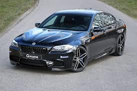 BMW 3 Series bmw m5 engine specs : G-Power BMW M5 with 740 HP