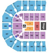 Pink Concert Tickets John Paul Jones Arena Seating Chart