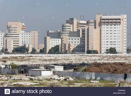 Barren land and finished buildings, urban development area, Nakheel Stock  Photo - Alamy