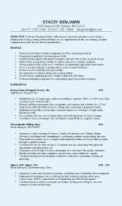medical assistant resume templates resume objective for medical assistant