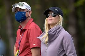 Per woods' twitter account, sam's soccer team had the opportunity to meet u.s. Tiger Woods Ex Wife Elin Nordegren Watches Their Son Charlie Play Golf Trends Wide