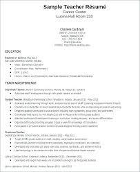 Cover Letter Substitute Teacher Elegant Music Teacher Cover Letter Sample Resume Education 1