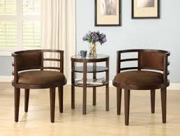 3 piece table set. Sophias Galleria 3 Piece Accent Chair And Side Table Set, Espresso Finish Set E