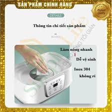 Máy tiệt trùng bình sữa FATZ hâm sữa khử trùng sấy khô uv nội địa Trung  Quốc giá cạnh tranh