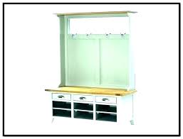 storage benches with coat rack bench and coat rack shoe storage entryway with combo hall tree
