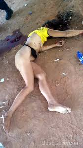 Woman Found Dead and Half Naked After She Was Raped with Condom.