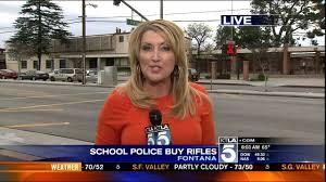 Newswomen with big tits