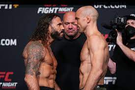 UFC odds: Fight Night opening odds ...