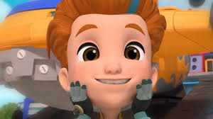 Rusty Rivets - Frankie Fritz (The Greatest Inventor in the World) Song on  Vimeo