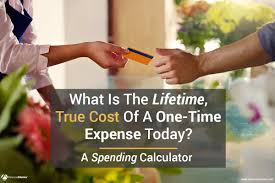 Spending Calculator True Cost To Own