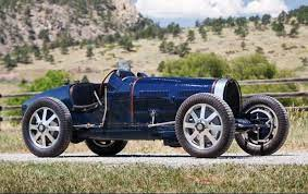 Submitted 28 days ago by apple_slipper. 1931 Bugatti Type 51 Grand Prix Classic Driver Market