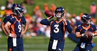 Denver Broncos Organization Chart Broncos Camp 53 Man Roster Projection One Week In