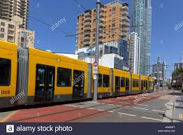 How To Pay For Link Light Rail G Link Light Rail Tram At Surfers Paradise Gold Coast