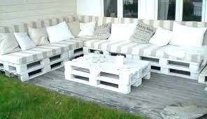 pallet furniture garden. Pallet Lawn Furniture Outside Garden Made From Pallets Diy R