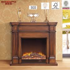 china european style electric fireplace mantel with solid wooden frame gsp15 002 china fireplace mantel wood fireplace