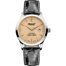 buy the men s ingersoll in1004ap watch british watch company ingersoll ingersoll men s clay automatic limited edition