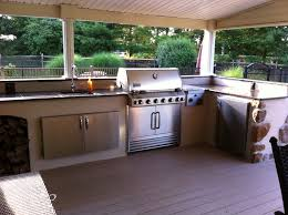 Back Yard Kitchen Exciting Outdoor Living Kitchen Area Outdoor Living Space Ideas