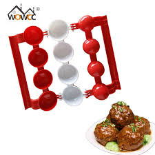 Aliexpress.com : Buy WOWCC Meatballs Maker Meat Fish Ball Mold ...