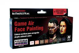 Game Air Colores Acr Licos Acrylic Colors