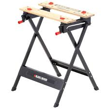 folding portable workbench and vise wm125 the home depot