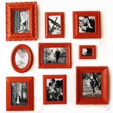 Red Photo Frames Diy Photo Frames Crafty Ideas Diy Home Decor Home Decor Decor