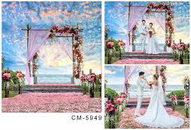 Wedding Photo Background 3x4m For Wedding Photos Photography Vinyl Backdrop Background Muslin Computer Printed Digital Cloth Studio Senior Backgrounds Indian Wedding
