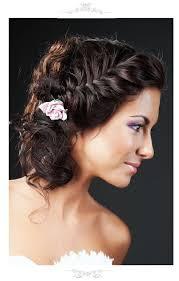 Coiffure Mariage Brune Cheveux Mi Long Coupes De Cheveux