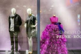 creative lighting display. Once The Shows Are Over, However, And Seasonal Clothing Finds Its Ways Into Shopping Centers Streets, How Can Retailers Use Lighting To Creative Display N