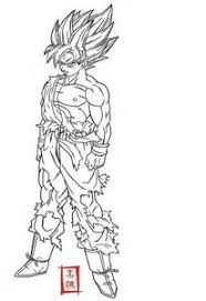 Small Picture Dragon Ball Z Goku Coloring Games Dragon Ball Z Goku Coloring Apps