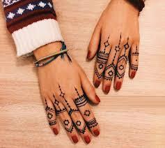 Beautiful Henna Designs For Fingers Top 15 Mehndi Designs For Fingers Livinghours