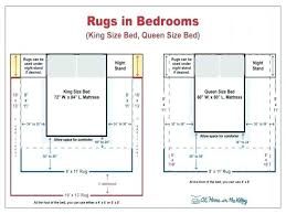 what size rug rug size for queen bed rug under queen bed best of rug size