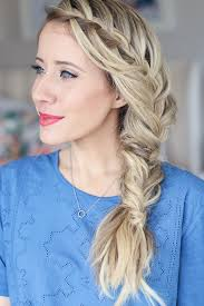 3 In 1 Cascading Waterfall Build Able Hairstyle Cute Girls