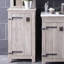 Driftwood Bathroom Vanity 30 Inch Americana Vanity Suite In Driftwood Native Trails