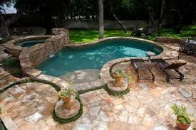 Backyard Design With Pool Awesome Decoration