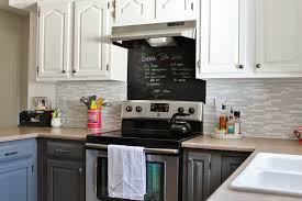 backsplash for grey kitchen cabinets ideas