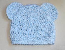 Baby Beanie Crochet Pattern Beauteous 48 Newborn Crochet Hat Patterns To Download For FREE