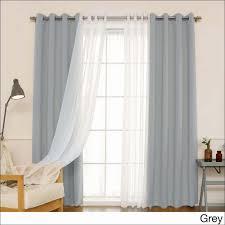 Vorhang Drapieren Stile Blaue Vorhänge Navy Und Elfenbein Gardinen