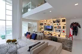 Minimalist Luxury Duplex Apartment In So Paulo