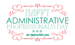 Admin Professionals Day Cards Happy Administrative Professionals Day Fastdirect Communications
