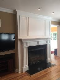 mantel a8 by crown molding nj