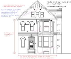 dwg house plans drawn bulding cad