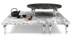 marble dining table adecc: bassotti coffee table  by moooi from ecc