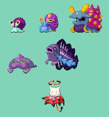 A new batch of mons from our upcoming Rom Hack Pokemon Libra Edition :  PokemonROMhacks