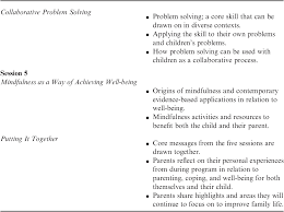 Promoting Coping Skills In Children Adolescents And Parents