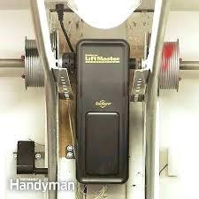 wall mounted garage door opener side mount in plans side mount garage door opener