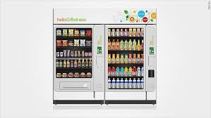 Healthy You Vending Machines For Sale Best Pepsi's 'goodforyou' Vending Machines Sell Doritos Gatorade