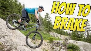 Better <b>Braking</b> In 1 Day - How To <b>Brake</b> On A <b>Mountain Bike</b> - YouTube