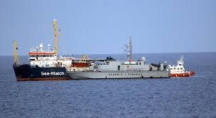 Sea Watch 3 Gaat Toch Aan Land In Italië Foto Adnl