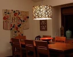 Dining Room Table Lamps Transform Dining Table Lamp Shades On Interior Home Addition Ideas