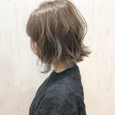 ボブ フェミニン パーマ 簡単ヘアアレンジlano By Hair ボブ切りっ